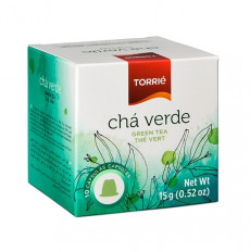 Torrié Tè Verde Compatibile con Nespresso 10 unità