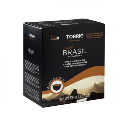 Torrié Brasil Compatible con Dolce Gusto 16 unidades