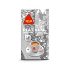 Delta Platinum Kaffeepads 75 einheiten