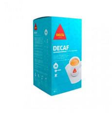Delta Decaf Dosette de Cafés 75 unités