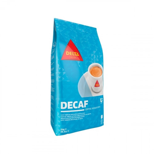 Delta Decaf Coffee Beans 1 kilo