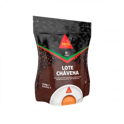 Delta Chávena Ground Coffee Bag 250 grams