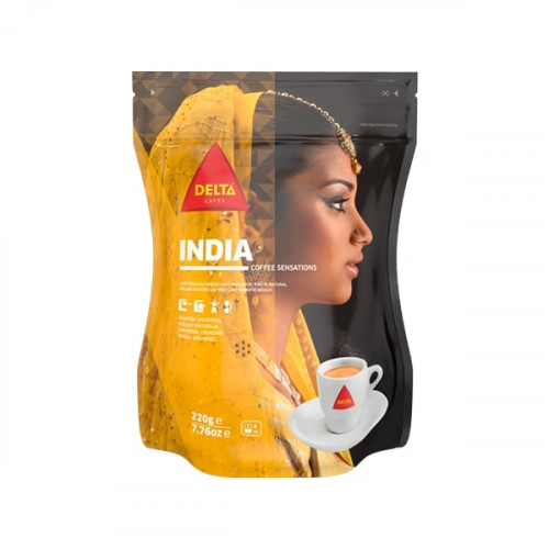 Delta India Ground Coffee 220 grams