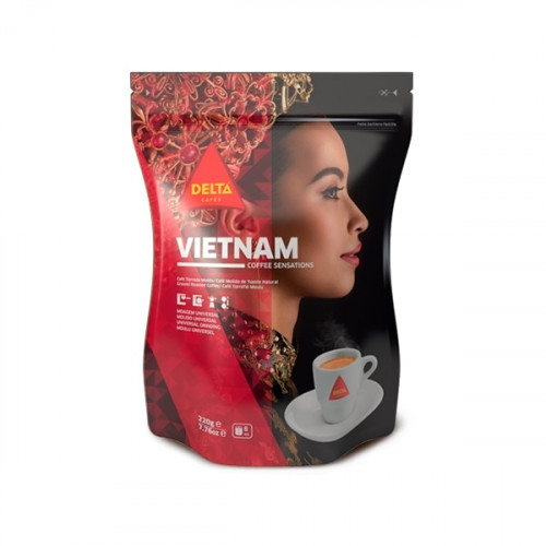 Delta Vietnam Caffè Macinato 220 grammi
