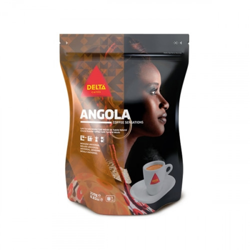 Delta Angola Ground Coffee 220 grams
