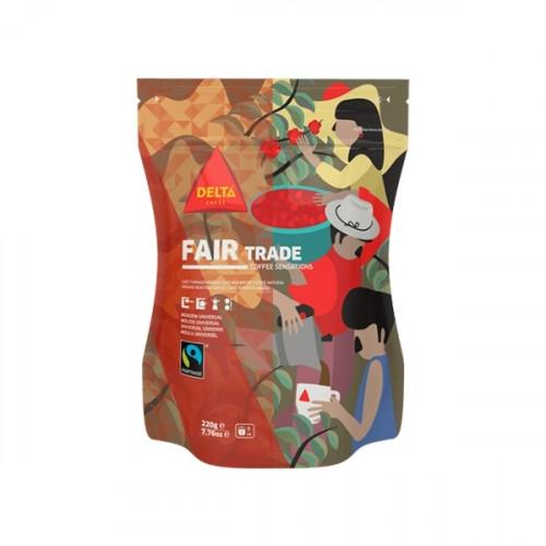 Delta Fairtrade Café em Pó 220 gramas