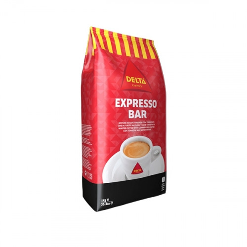 Delta Expresso Bar Coffee Beans 1 kilo