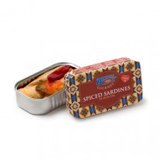 Briosa Gourmet Sardines in Olive Oil with spices