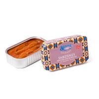 Briosa Gourmet Skinless and Boneless Sardines in Tomato