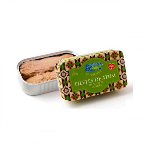 Briosa Gourmet Filetes de atún en aceite de oliva