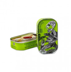 Porthos Sardines in Spicy Oil