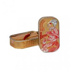 Porthos Filets de thon à l'huile épicée