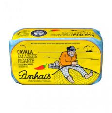 Pinhais Caballa especiada en aceite de oliva