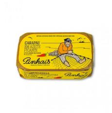 Pinhais Spiced Horse Mackerel in Olive Oil