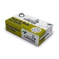 Santa Catarina Filete de atún en aceite de oliva 120 g