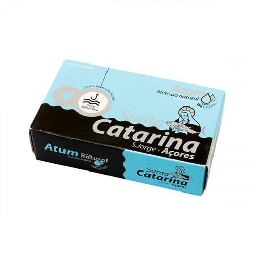 Santa Catarina Tuna Fillet in Water 120 g