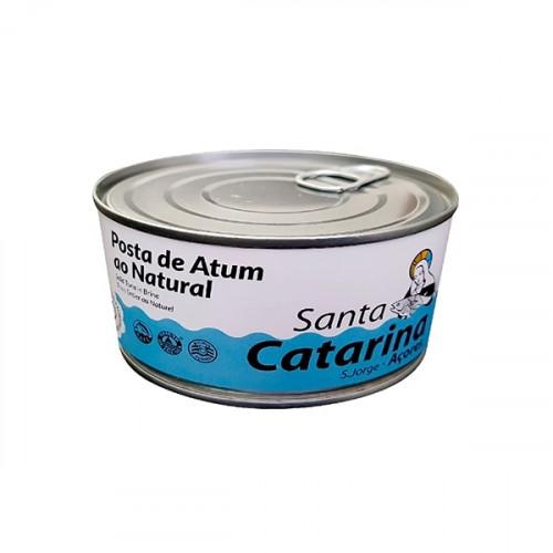 Santa Catarina Tuna Steak in Water 160 g