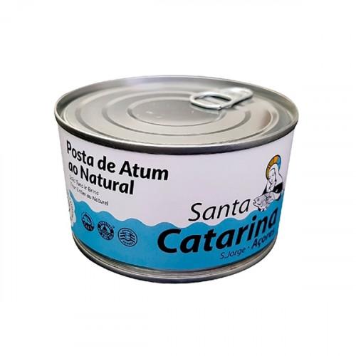 Santa Catarina Filete de atún en agua 375 g