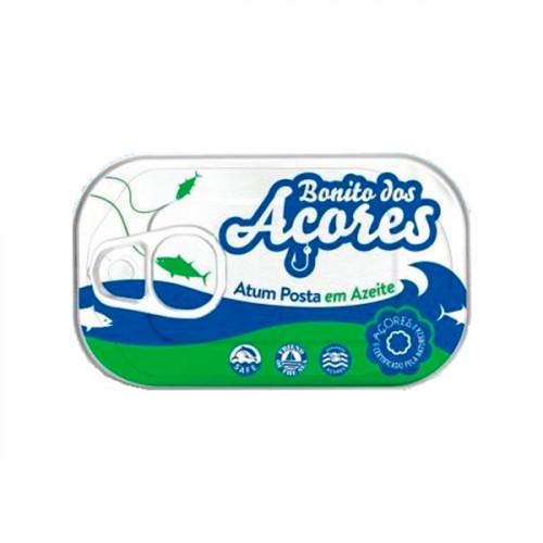 Bonito dos Açores Posta de Atum em Azeite
