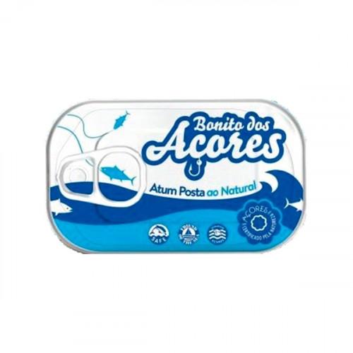 Bonito dos Açores Posta de Atum em Água