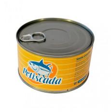Petiscada Trozos de atún en...