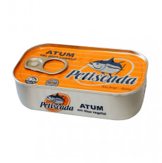 Petiscada Tuna Pieces in Vegetable Oil