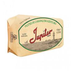 Jupiter Horse-Mackerel Fillets in Organic Olive Oil