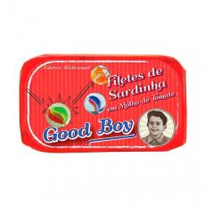 Good Boy Filetes de Sardina...