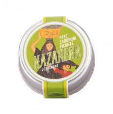 Nazarena Spicy Sardine Pâté