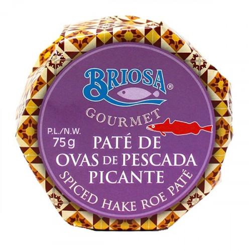 Briosa Gourmet Paté de Merluza con Especias