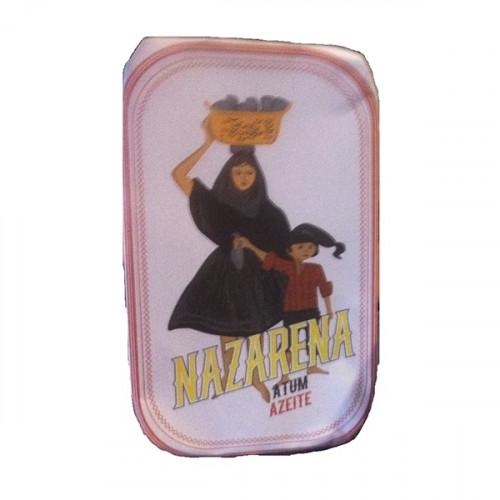 Nazarena Filetes de atún en aceite de oliva