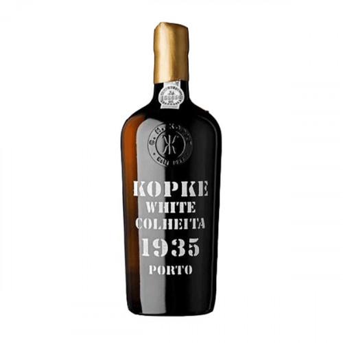 Kopke Colheita White Portwein 1935