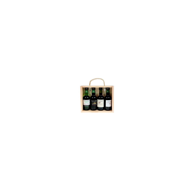 Taylors 4 Porto wines in...