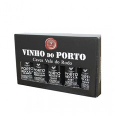Réccua 5 Porto Wines in premium case