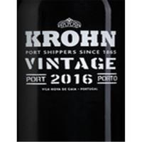 Krohn Vintage Port 2016