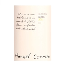 Manuel Correia Reserve...