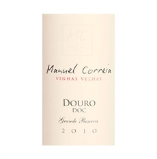 Manuel Correia Old Vines Rouge 2013
