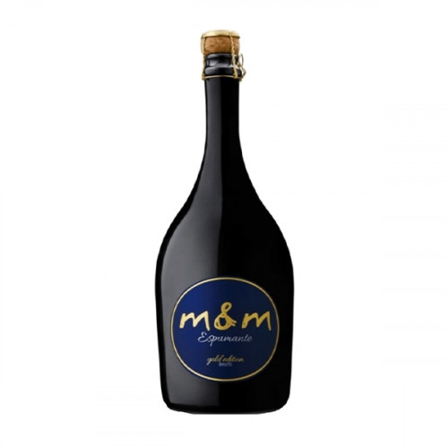 M&M Gold Edition Bianco Brut Frizzante