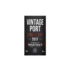 Marthas Vintage Port 2017