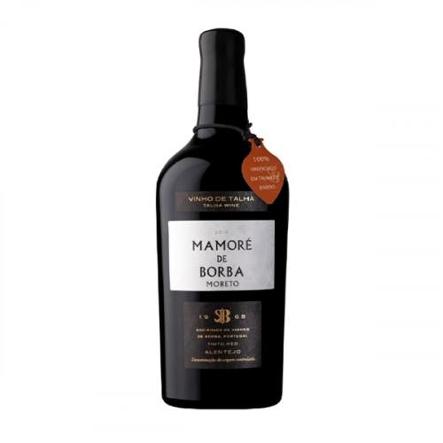 Mamoré de Borba Vinho de Talha Moreto Rouge 2018