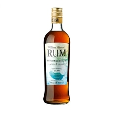 William Hinton 3 anni Rum
