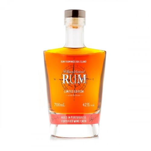 William Hinton 6 ans Porto Wine Single Cask Rum