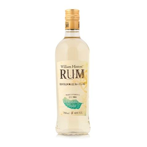 William Hinton 9 mois Yellow Rum