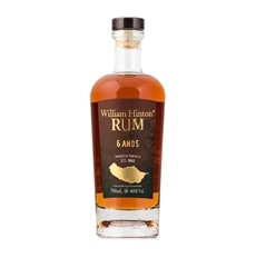 William Hinton Limited Edition 6 anni Rum