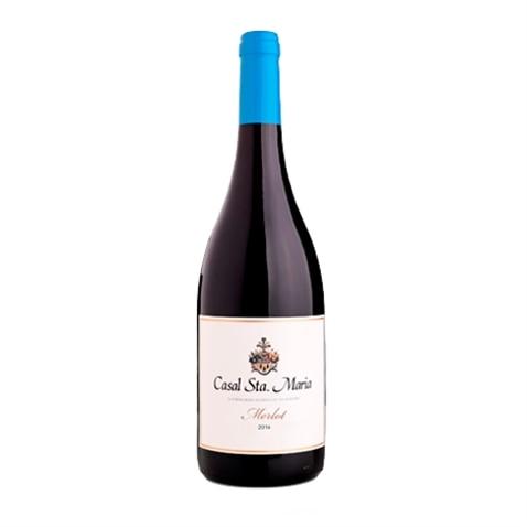 Casal Santa Maria Merlot Rouge 2014