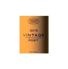 Borges Vintage Portwein 2018