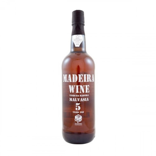 Madeira Vintners 5 años Malvasia Sweet