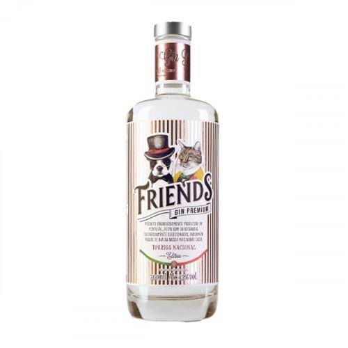 Friends Premium Touriga Nacional Gin