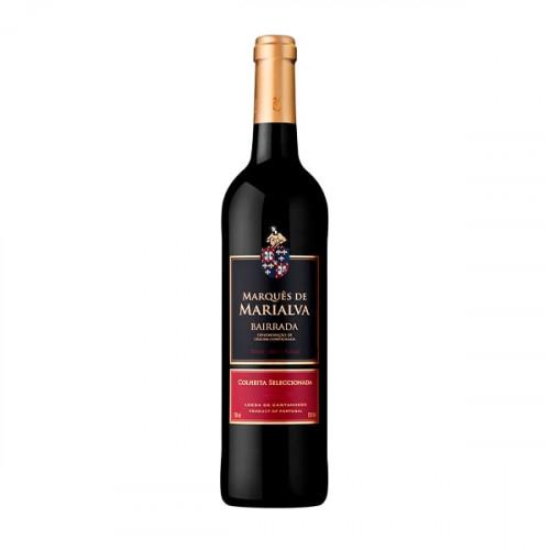 Marquês de Marialva Selected Harvest Red 2018