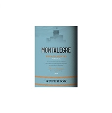 Montalegre Superior Blanc 2019
